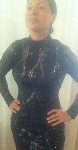 Arden B. formal dress